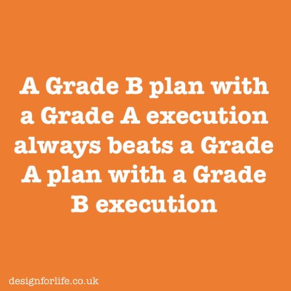 Grade A Plan