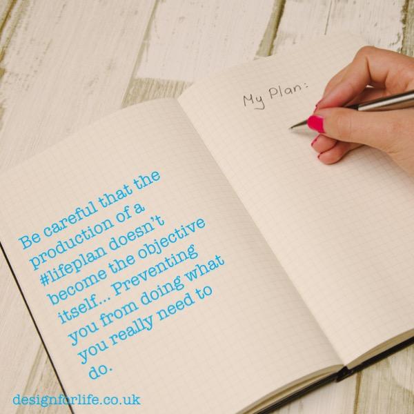 life plan book